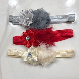 Other - 3 headbands